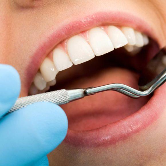 Οδοντιατρική εξέταση (Κλινική και ακτινογραφική)